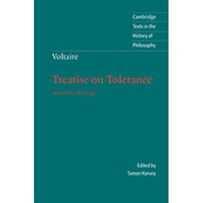 Voltaire: Treatise on Tolerance (Häftad, 2000)