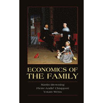 Economics of the Family (Häftad, 2014)