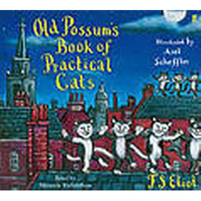 Old Possum's Book of Practical Cats (Ljudbok CD, 2010)