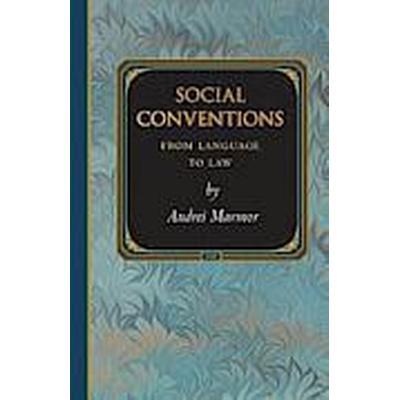 Social Conventions (Häftad, 2014)