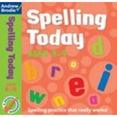Spelling Today for Ages 8-9 (Häftad, 2003)
