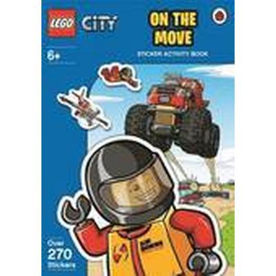 Lego City: on the Move Sticker Activity Book (Häftad, 2014)