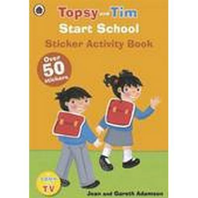 Start School: A Ladybird Topsy and Tim Sticker Activity Book (Häftad, 2015)