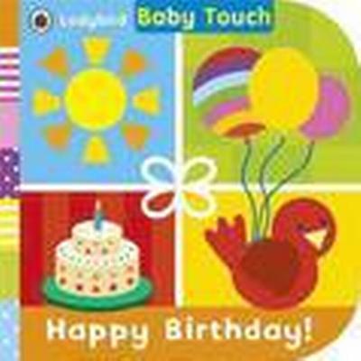 Baby Touch: Happy Birthday! (Kartonnage, 2015)