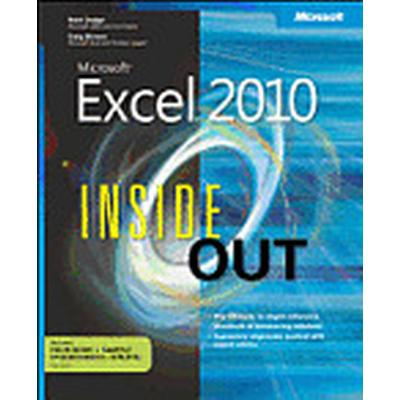 Microsoft Excel 2010 Inside Out (Häftad, 2010)