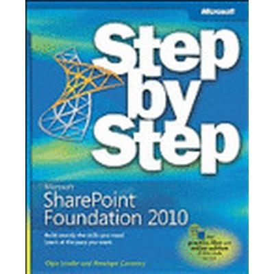 Microsoft SharePoint Foundation 2010 Step by Step (Häftad, 2011)