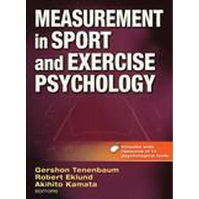 Measurement in Sport and Exercise Psychology (Inbunden, 2011)