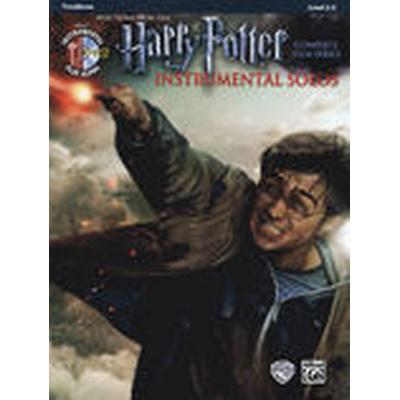 Harry Potter Instrumental Solos: Trombone, Book & CD (Häftad, 2012)