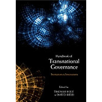 Handbook of Transnational Governance (Häftad, 2011)