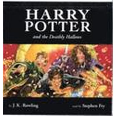 Harry Potter and the Deathly Hallows (Ljudbok CD, 2007)