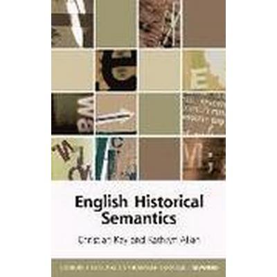 English Historical Semantics (Häftad, 2015)