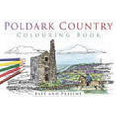 Poldark Country Colouring Book (Häftad, 2015)