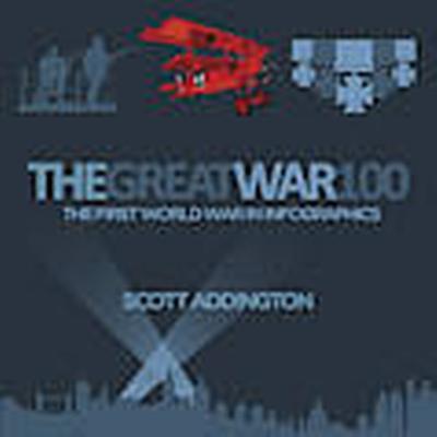 The Great War 100 (Inbunden, 2014)