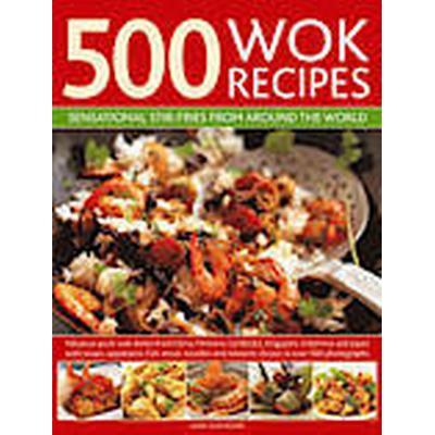 500 Wok Recipes (Inbunden, 2013)