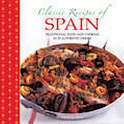 Classic Recipes of Spain (Inbunden, 2014)