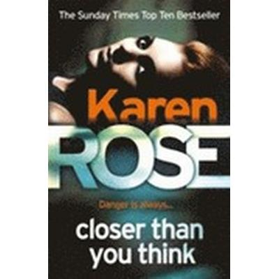 Closer Than You Think (The Cincinnati Series Book 1) (Häftad, 2015)