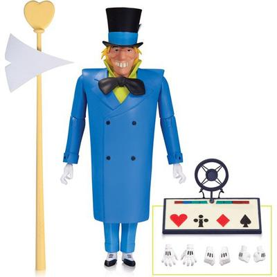 DC Comics Batman: The Animated Series Mad Hatter Action Figure