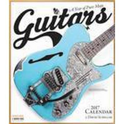 Guitars Wall Calendar 2017 (, 2016)