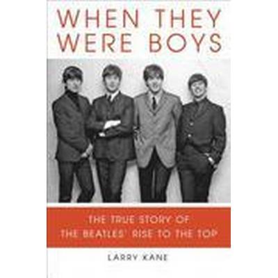 When They Were Boys (Häftad, 2015)