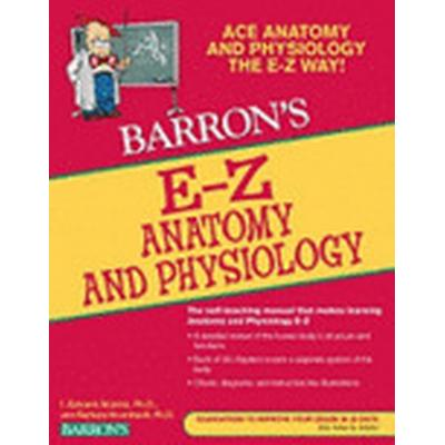 E-Z Anatomy and Physiology (Häftad, 2010)