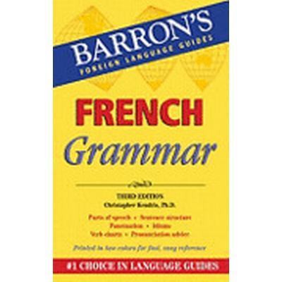 French Grammar (Häftad, 2011)