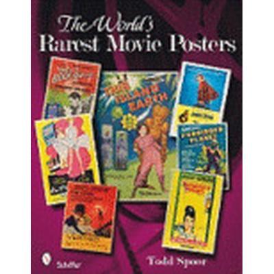 The World's Rarest Movie Posters (Inbunden, 2010)