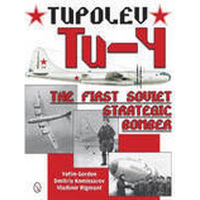 Tupolev Tu-4 (Inbunden, 2015)