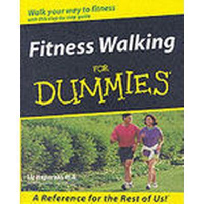 Fitness Walking for Dummies (Häftad, 1999)