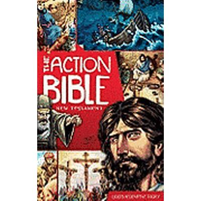 Action Bible New Testament (Häftad, 2012)