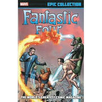 Fantastic Four Epic Collection: the World's Greatest Comic Magazine (Häftad, 2014)