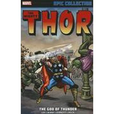 Thor Epic Collection: the God of Thunder (Häftad, 2014)