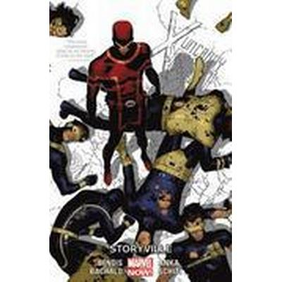 Uncanny X-Men Vol. 6: Storyville (Häftad, 2016)