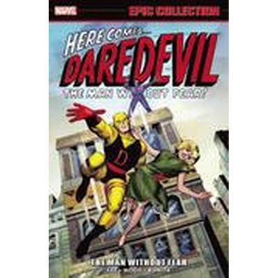Daredevil Epic Collection: The Man Without Fear (Häftad, 2016)