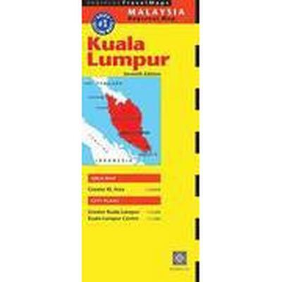 Kuala Lumpur Travel Map (, 2015)