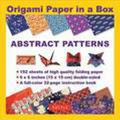 Origami Paper in a Box - Abstract Patterns (Inbunden, 2016)