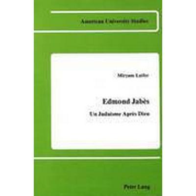 Edmond Jabes (Inbunden, 1986)