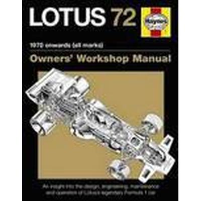 Lotus 72 Owner's Manual (Häftad, 2015)