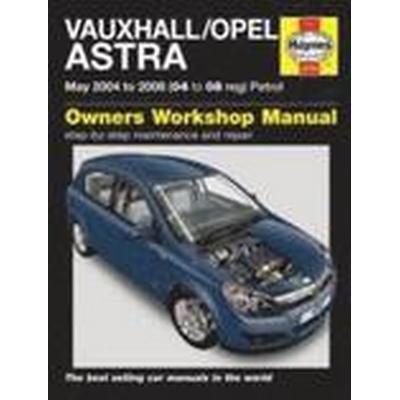 Vauxhall / Opel Astra (Häftad, 2015)