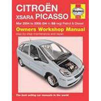 Citroen Xsara Picasso Service and Repair Manual (Häftad, 2014)