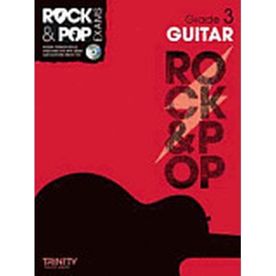 Trinity Rock &; Pop Exams: Guitar Grade 3 (, 2012)