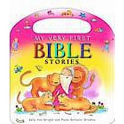 My Very First Bible Stories (Kartonnage, 2014)