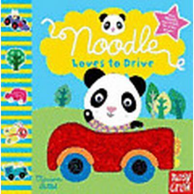 Noodle Loves to Drive (Kartonnage, 2012)