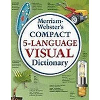 Merriam-Webster Compact Five-language Visual Dictionary (Häftad, 2010)