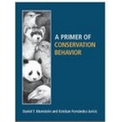 A Primer of Conservation Behavior (Häftad, 2010)