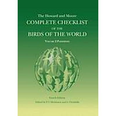 The Howard and Moore Complete Checklist of the Birds of the World: Volume 2 Passerines (, 2014)