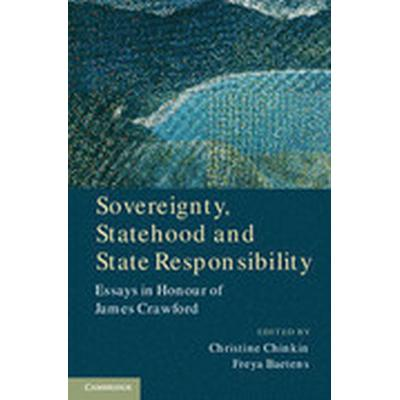 Sovereignty, Statehood and State Responsibility (Inbunden, 2015)