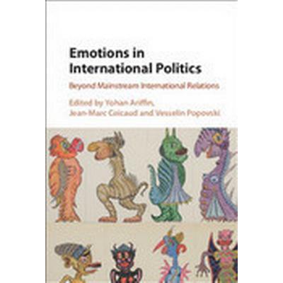 Emotions in International Politics (Inbunden, 2016)