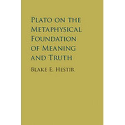 Plato on the Metaphysical Foundation of Meaning and Truth (Inbunden, 2016)