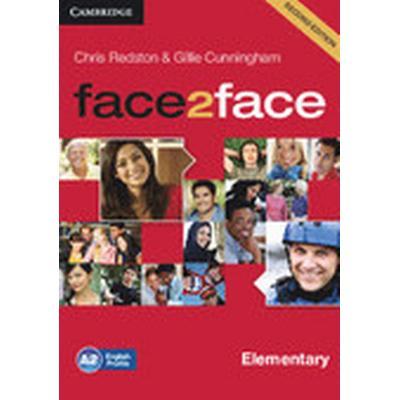 face2face Elementary Class Audio CDs (3) (Ljudbok CD, 2012)
