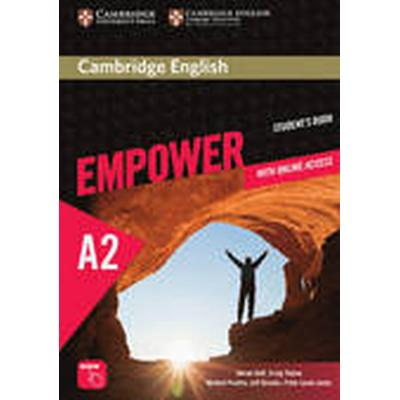 Cambridge English Empower Elementary Student's Book with Online Assessment and Practice, and Online Workbook (, 2015)